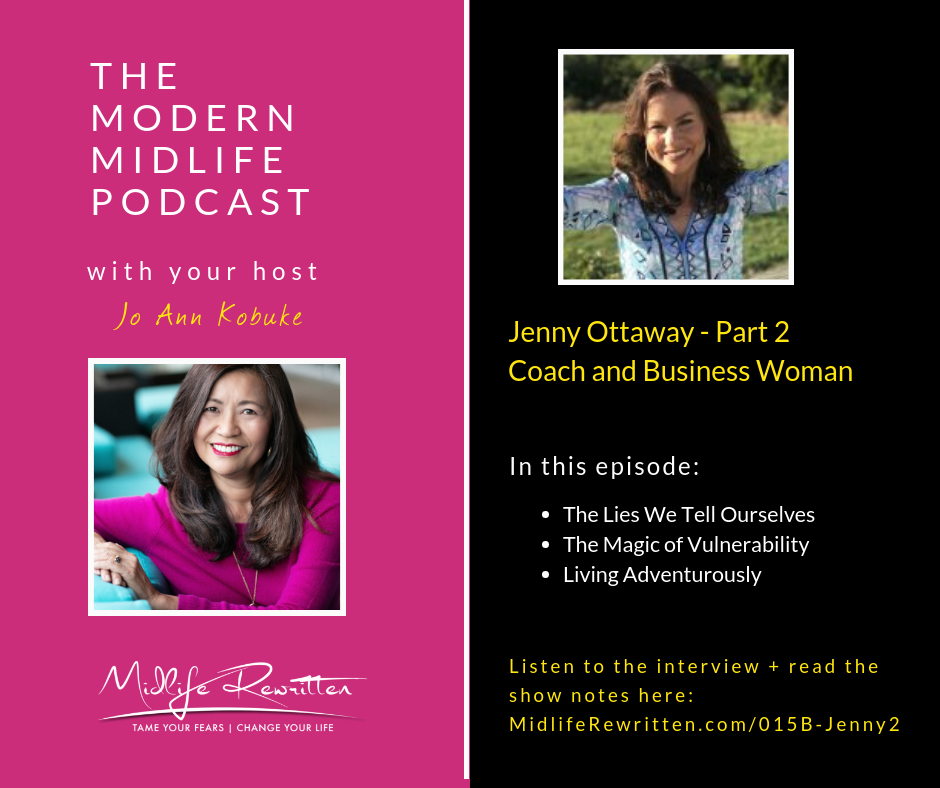 015B Jenny Ottaway – Relationship Coach and CEO of The Foundation of You – Part 2